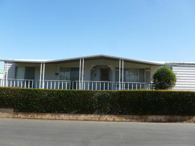 Ventura Mobile Home Active Under Contract: 303 Rodgers Street