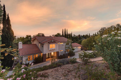 Thousand Oaks Single Family Home For Sale: 1239 La Peresa Drive