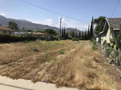 Fillmore Residential Lots & Land For Sale: 805 3rd Street