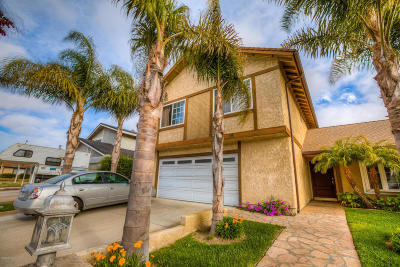 Oxnard Single Family Home For Sale: 3000 Lee Place