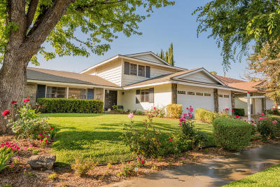 Calabasas Single Family Home Active Under Contract: 27011 Helmond Drive
