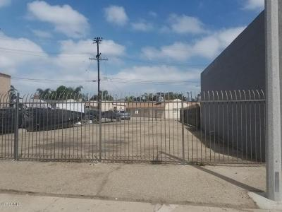 Oxnard Residential Lots & Land For Sale: 111 Palm Drive