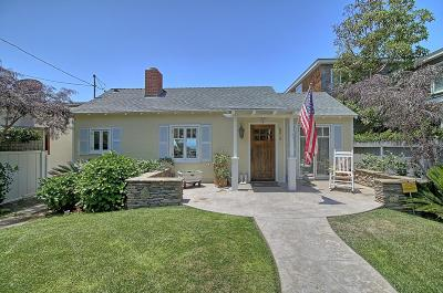 Ventura Single Family Home Active Under Contract: 5514 Rincon Beach Park Drive