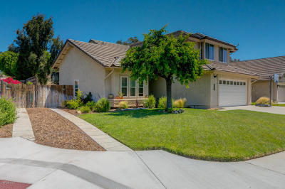 Camarillo Single Family Home For Sale: 5907 Chestnut Place
