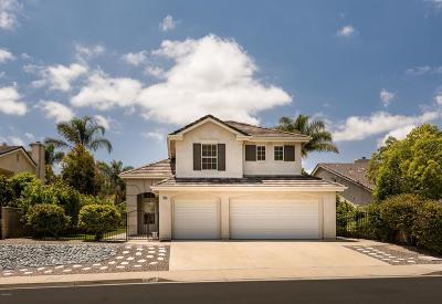 Thousand Oaks Single Family Home For Sale: 2945 Irongate Place