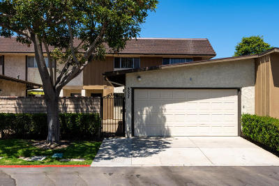 Camarillo Single Family Home For Sale: 337 Capistrano Court