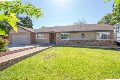 Simi Valley Single Family Home For Sale: 974 Ettin Avenue