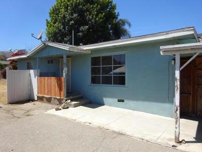 Ventura Rental For Rent: 637 Sheridan Way