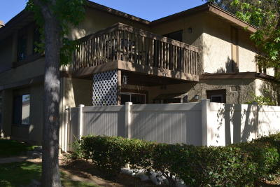 Simi Valley Single Family Home For Sale: 1101 Catlin Street #C