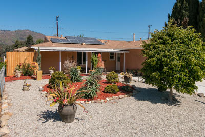 Ventura Single Family Home Active Under Contract: 5163 Larkspur Drive
