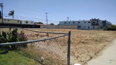 Oxnard Residential Lots & Land Active Under Contract: G St (Lot 3) Street