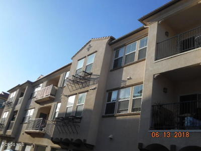 Oxnard Single Family Home Active Under Contract: 317 Riverpark Boulevard #302