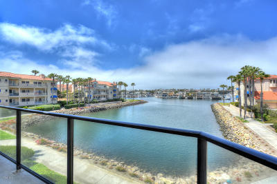 Oxnard CA Condo/Townhouse For Sale: $845,000