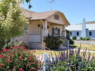 Ventura Single Family Home For Sale: 271 Brent Street