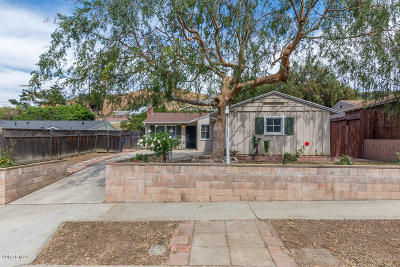Ventura Single Family Home For Sale: 5292 Primrose Drive