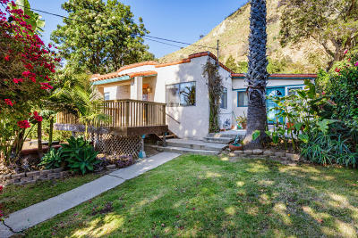 Ventura Single Family Home For Sale: 702 Cedar Place