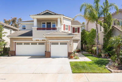 Simi Valley Single Family Home For Sale: 80 W Boulder Creek Road