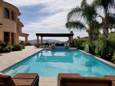 Westlake Village CA Single Family Home For Sale: $3,695,000