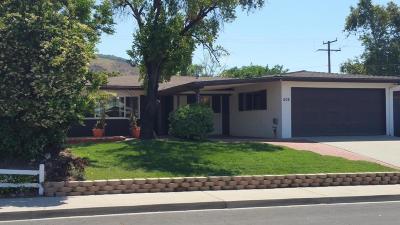 Single Family Home Sold: 608 Elkins Lane