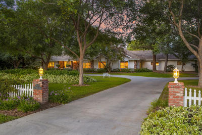 Ojai Single Family Home For Sale: 12272 Macdonald Drive
