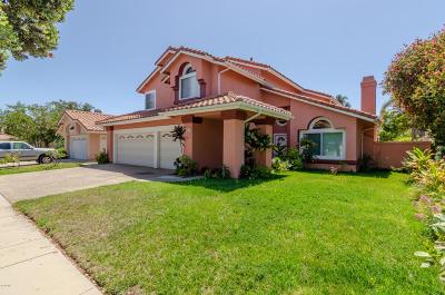 Oxnard Single Family Home For Sale: 2403 Grapevine Drive