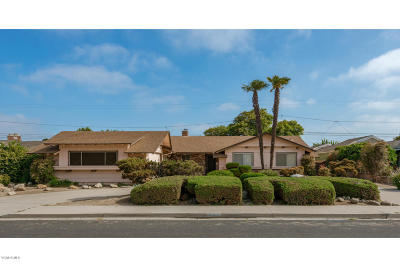 Oxnard Single Family Home For Sale: 533 Glenwood Drive