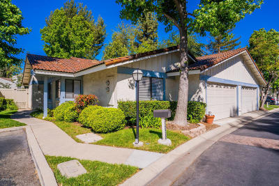 Westlake Village CA Single Family Home For Sale: $779,000
