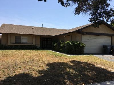 Oxnard Single Family Home For Sale: 3654 Via Marina Avenue