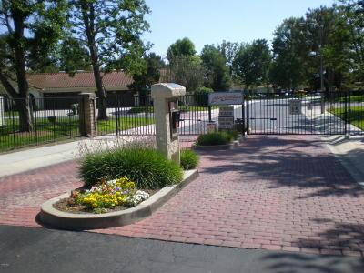Camarillo Single Family Home For Sale: 2243 Placita San Rufino #56