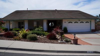 Ventura Single Family Home Active Under Contract: 7018 Sonora Court
