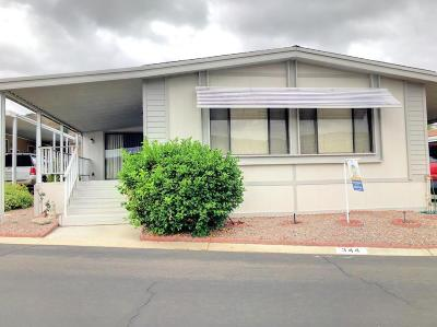 Ventura County Mobile Home Active Under Contract: 250 E Telegraph Road #344