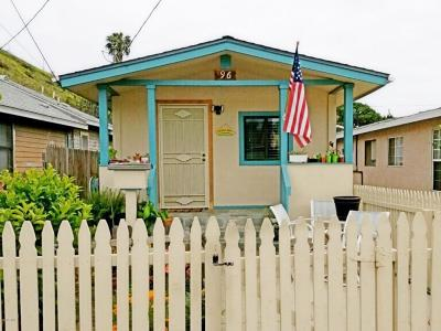 Ventura Single Family Home For Sale: 96 E Simpson Street
