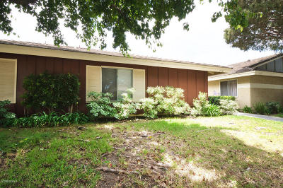 Port Hueneme Single Family Home Active Under Contract: 2751 Bolker Drive