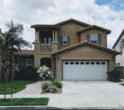 Camarillo Single Family Home For Sale: 375 Town Forest Court