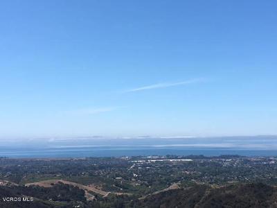 Santa Barbara Residential Lots & Land For Sale: 2007 San Marcos Road