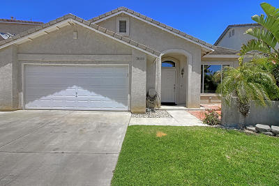 Ventura Single Family Home For Sale: 10850 Sunflower Street