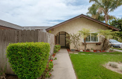 Oxnard Multi Family Home For Sale: 1815 Gina Drive
