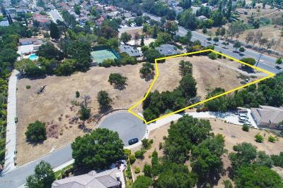 Thousand Oaks Residential Lots & Land For Sale: 140 S Regal Avenue