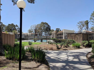 Port Hueneme Single Family Home Active Under Contract: 2472 Bolker Drive