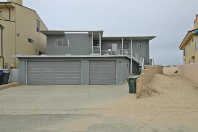 Oxnard Multi Family Home For Sale: 3289 Ocean Drive