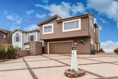 Oxnard Single Family Home For Sale: 725 Ocean Drive
