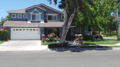 Oxnard Single Family Home For Sale: 2771 Windcrest Court
