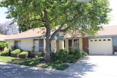 Camarillo Single Family Home For Sale: 5112 Village 5