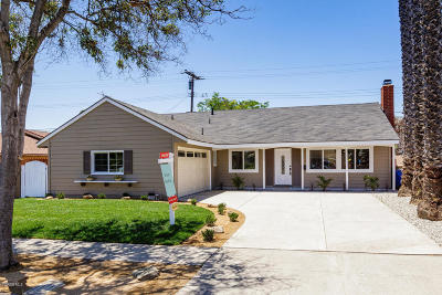 Ventura Single Family Home For Sale: 1357 Winford Avenue