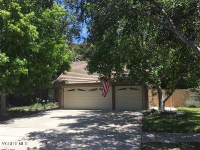 Single Family Home Active Under Contract: 1930 Cascades Court
