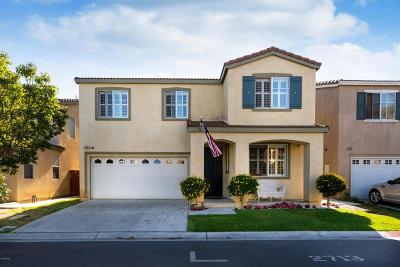 Oxnard CA Single Family Home For Sale: $565,000
