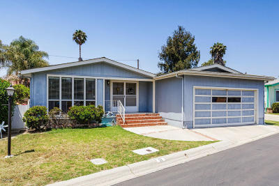 Santa Paula Single Family Home For Sale: 975 W Telegraph Road #51