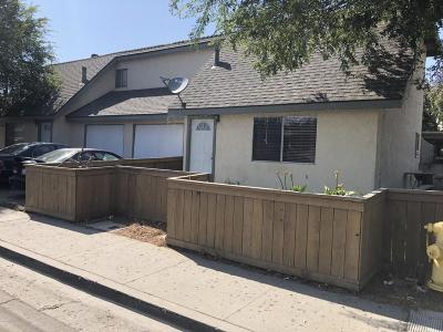 Santa Paula Multi Family Home For Sale: 404 13th Street