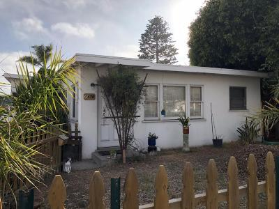 Ventura Multi Family Home For Sale: 2476 Pierpont Boulevard