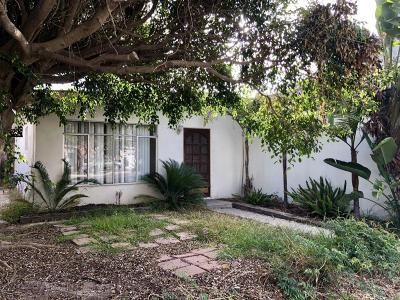 Ventura Single Family Home For Sale: 2470 Pierpont Boulevard